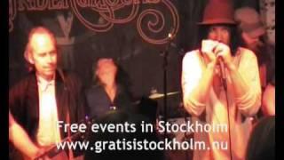 Hellsingland Underground & Anders F Rönnblom - Full Buck Moon - Lilla Hotellbaren, Stockholm, 6(9)