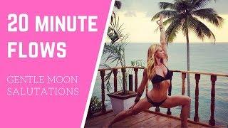 20 Minute Gentle Yoga Flow
