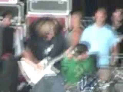 Coheed and Cambria   Hearshot Kid Disaster  Live 2003