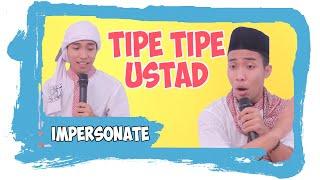 TIPE TIPE USTADZ DI INDONESIA [IMPERSONATE]