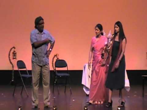 Edmonton Tamil Cultural Association Drama Diwali 2008