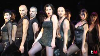 """Al Son del Jazz"",  Marta Ribera - CHICAGO, EL MUSICAL"