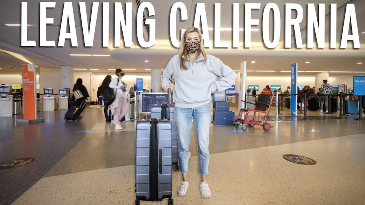 I Tried Leaving California For Texas