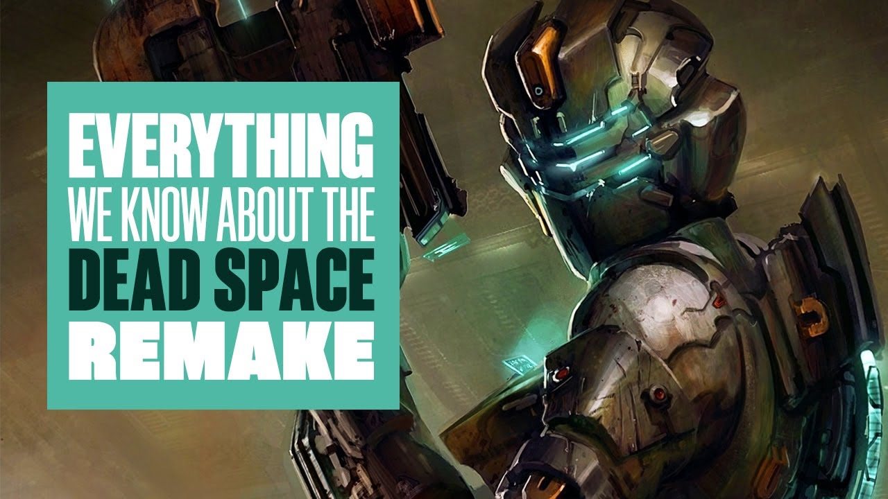 Seis cosas que aprendimos sobre el remake de Dead Space