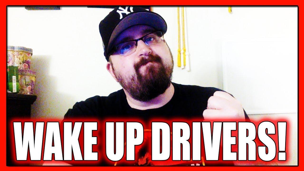 Drivers WAKE UP NOW! Please TAKE THIS SERIOUSLY! (DoorDash Driver / GrubHub)