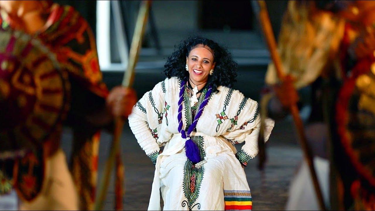 Keren Melesse - Ene Gondere Negn እኔ ጎንደሬ ነኝ (Amharic)