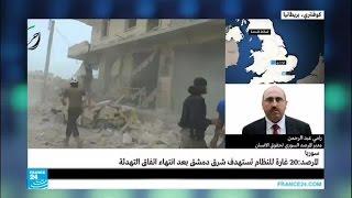 """سوريا: تنظيم """"الدولة الإسلامية"""" يسيطر على معظم حقل الشاعر النفطي"""