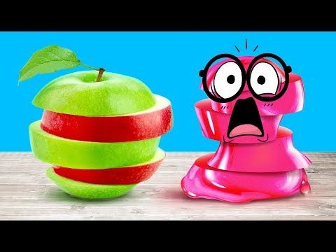 HILARIOUS FRUIT SNACKS FOR KIDS Back To School