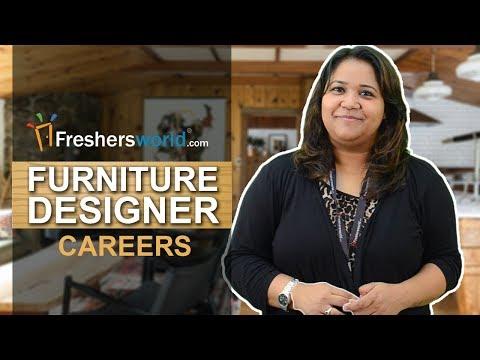 Career as Furniture designer - Start your Earning as an Entrepreneur   Guidance Video