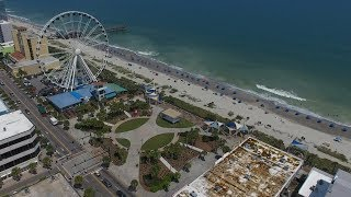 The Grand Strand of Myrtle Beach