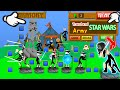 Update Max Level Army STAR WARS Vs Final Boss - Stick War legacy Mod