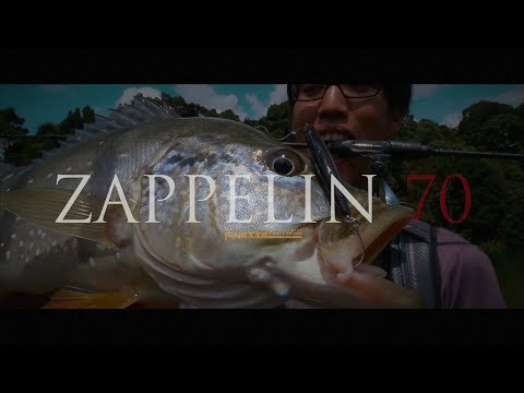 Peacock Bassin' with the Zappelin 70! [NEW PRODUCT]
