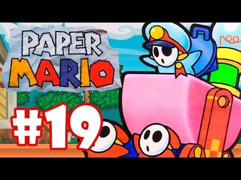 PAPER MARIO #19 - GENERAL DO FRACASSO