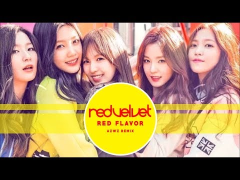 Red Velvet -  Red Flavor (AZWZ Remix)