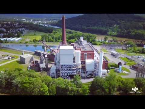 Abandoned Power Plant , JC, NY