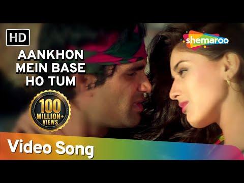 Aankhon Mein Base Ho Tum (Duet) - Sunil...