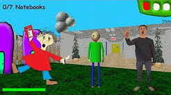 NEW* Menu INVISIBLE Mod - Baldi's Basics in Education and Learning