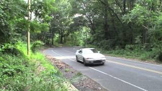Twisty Roads in a Nissan Skyline GT-R