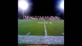 Kerman High School song - Feel So Close 2012