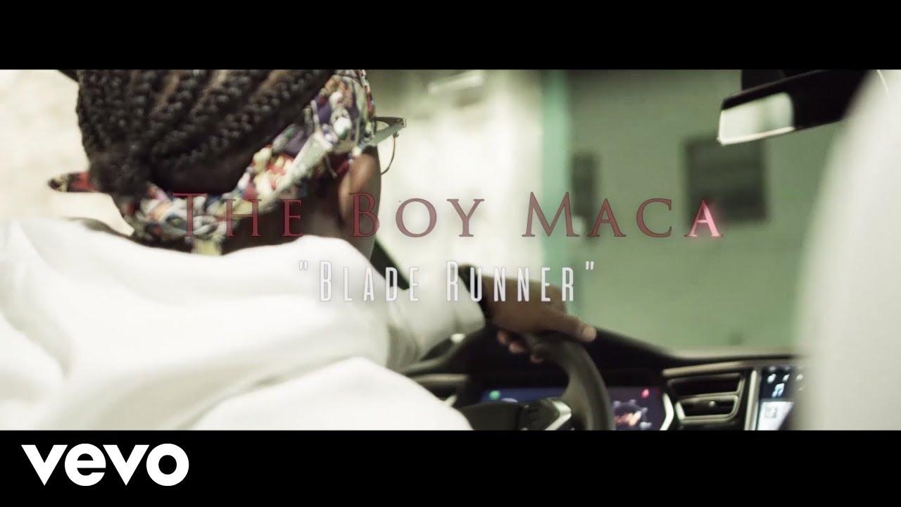 The Boy Maca - Blade Runner (Official Video) Dir. Cassius King