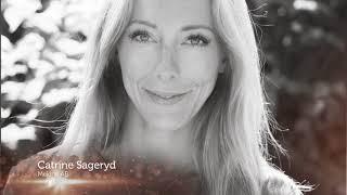 Catrine Sageryd - finalist i Årets Unga Företagare 2017