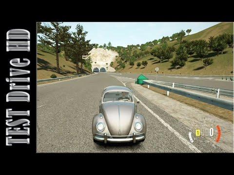 Volkswagen Beetle - 1963 - Forza Horizon 2 - Test Drive Gameplay [HD]
