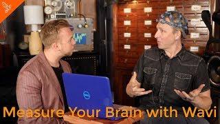 Measuring Dave Asprey's Brain Power w/ Paul Sorbo of Wavi