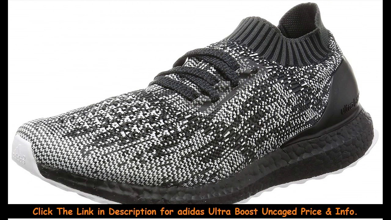 2f3bf416c1aec Special adidas Ultra Boost Uncaged Reviews By minba - YouTube