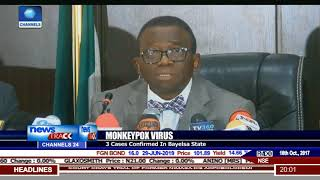 FG Confirms Three Cases Of Monkeypox Virus