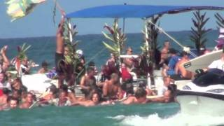 Andy Irons Memorial Paddle Out Hanalei Kauai.mov