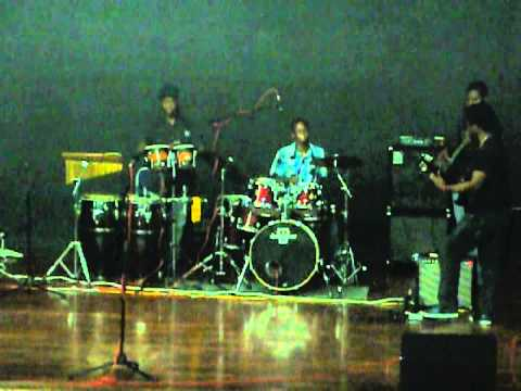 Matthew Francis- Edna Manley College Lunch Hour 2012