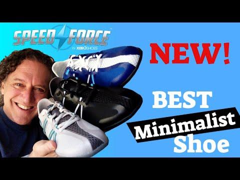 Best Minimalist Running Shoes Men's Speed Force