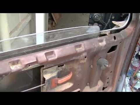 PART 4 CHEVY C10 DOOR REPAIR 73-87 Squarebody Truck - YouTube