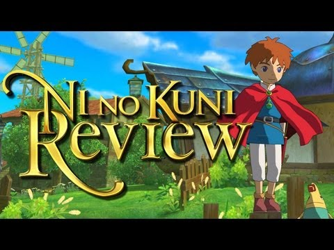 Ni No Kuni REVIEW!