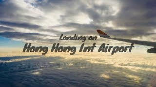 Publication Date: 2018-01-13 | Video Title: Landing on Hong Kong Internati