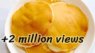 How to make Easy Basic Pancakes Recipe