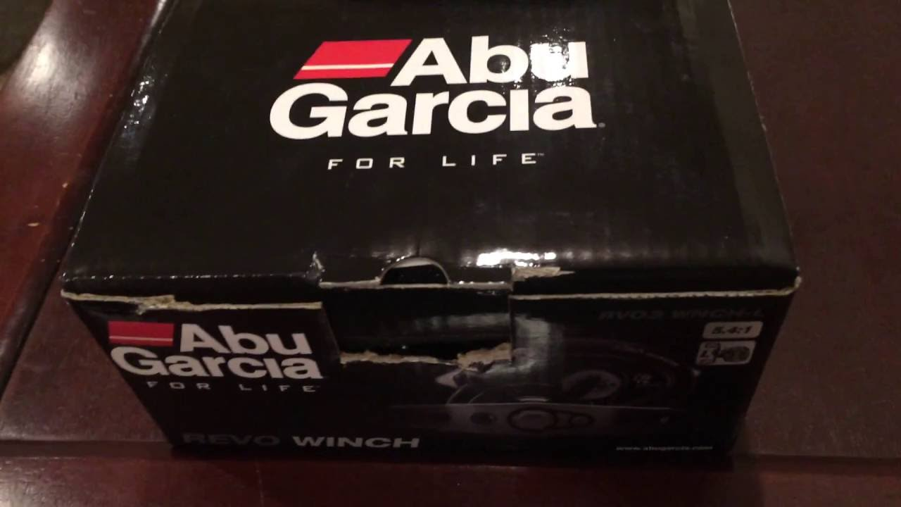 Reel Talk - Abu Garcia Revo Winch Crankbait Reel Review