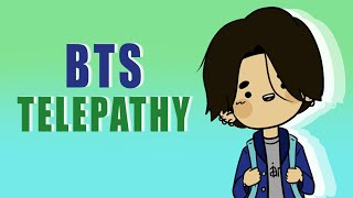 BTS Animation – Telepathy! (잠시)