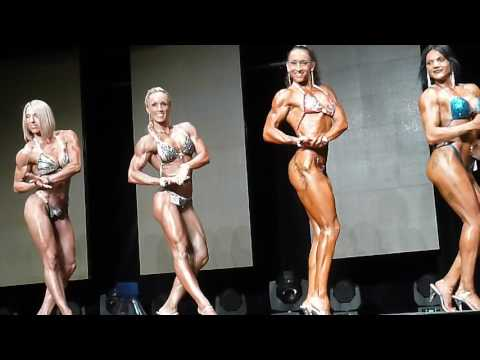 Ripert's Body Show 2017 - Miss Body Fitness