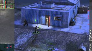 Lets play Jagged Alliance Back in Action #1