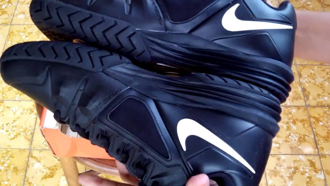 Sepatu Tenis Nike Lunar Ballistec 1 5 Black White 705285 001 Unboxing c7a97c8b48