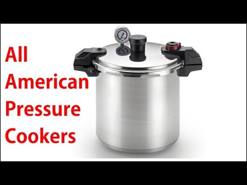 All American Pressure Cooker - Watch This Review Before Buying All American 921  Pressure Cooker