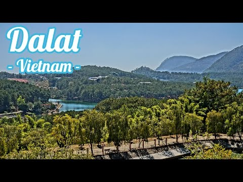 Dalat Vietnam HD Tourist Attractions & Tour
