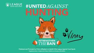 Stronger Together - United Against Hunting