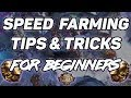 POE - Speed Farming Tips and Tricks for New Players - MAKE MORE CURRENCY PER HOUR
