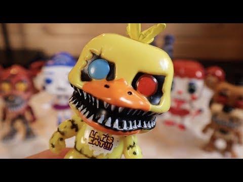 Five Nights At Freddy's TOYS Пять ночей у Фредди Игрушки Китайские подделки