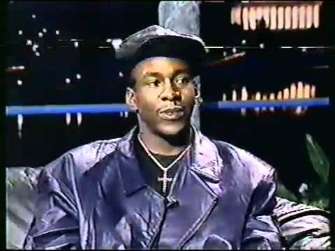 Bobby Brown - The Tension Interview - YouTube