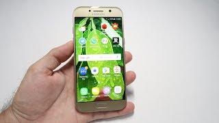 Galaxy A5 2017 é bom?  Análise Completa, Tá Show (Review BRASIL)