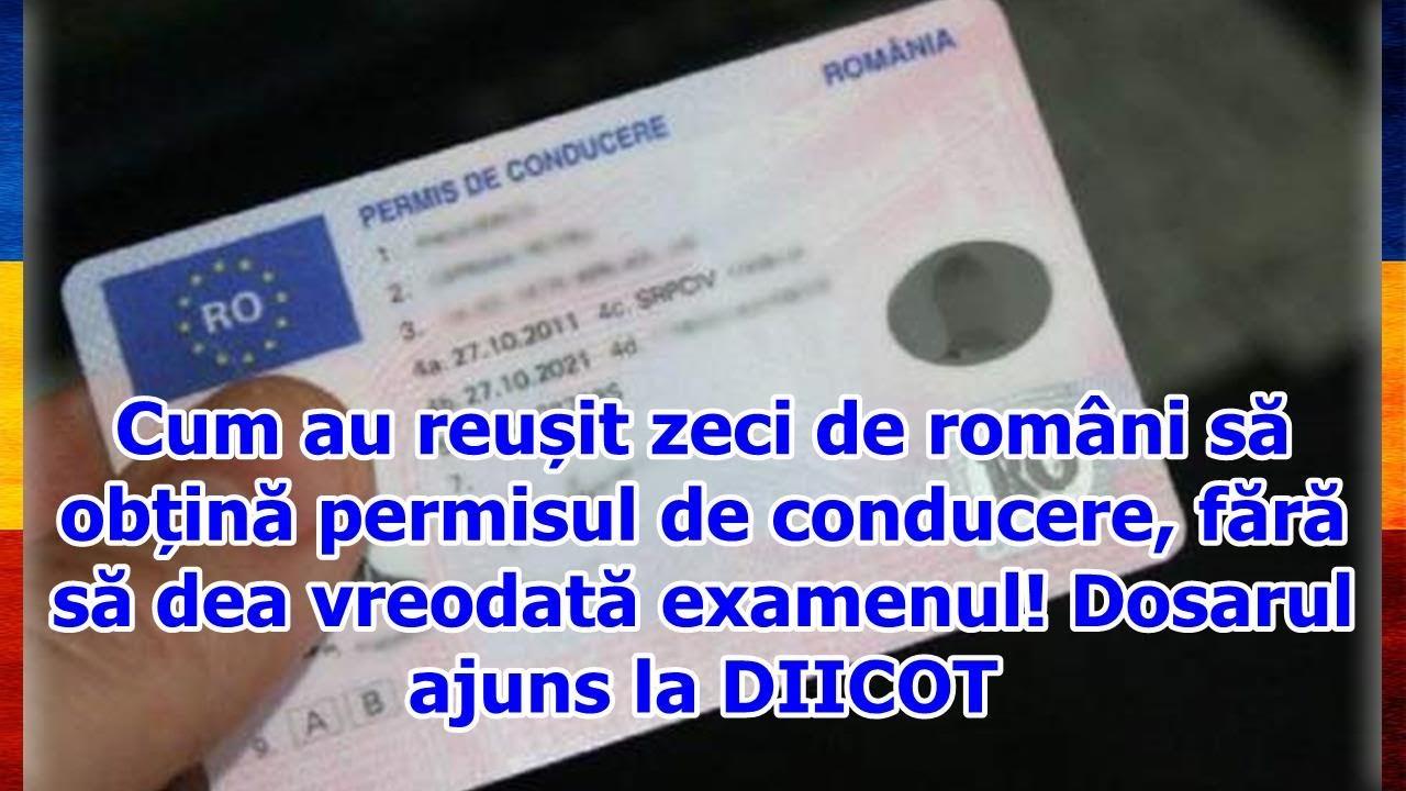 Cum au reușit zeci de români să obțină permisul de conducere, fără să dea vreodată examenul! Do...
