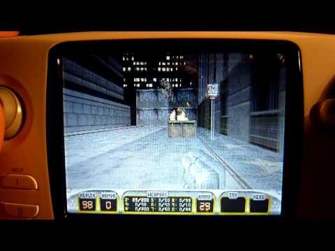 CAANOO GPH Duke Nukem 3D with GINGE